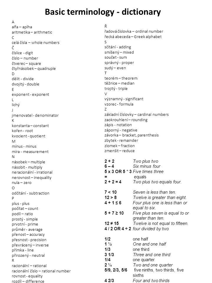 Great Greek matematicians - links 1)http://www.ancientgreece.com/s/Main_Page/ - starověkké Řeckohttp://www.ancientgreece.com/s/Main_Page/ 2)http://www.bbc.co.uk/schools/primaryhistory/ancient_greeks/ - starověkké Řecko (i pro děti)http://www.bbc.co.uk/schools/primaryhistory/ancient_greeks/ 3)http://greece.mrdonn.org/ - Řecko, legendy, rozcestníkhttp://greece.mrdonn.org/ 4)http://en.wikipedia.org/wiki/Chronology_of_ancient_Greek_mathe maticians - řečtí matematicihttp://en.wikipedia.org/wiki/Chronology_of_ancient_Greek_mathe maticians 5)http://www-history.mcs.st-and.ac.uk/Indexes/Greeks.html - otázky a odpovědi k řecké matematicehttp://www-history.mcs.st-and.ac.uk/Indexes/Greeks.html 6)http://atschool.eduweb.co.uk/sirrobhitch.suffolk/portland%20state %20university%20greek%20civilization%20home%20page%20v2/do cs/7/it.html - rozcestník matematikůhttp://atschool.eduweb.co.uk/sirrobhitch.suffolk/portland%20state %20university%20greek%20civilization%20home%20page%20v2/do cs/7/it.html 7)http://www.crystalinks.com/greekmath.html - matematika starého Řeckahttp://www.crystalinks.com/greekmath.html 8)http://www.mlahanas.de/Greeks/TLMathematics.htm - vývoj matematiky v Řecku chronologickyhttp://www.mlahanas.de/Greeks/TLMathematics.htm 9)http://aleph0.clarku.edu/~djoyce/mathhist/greece.html - Řecko (mapa, města, matematici, apod.)http://aleph0.clarku.edu/~djoyce/mathhist/greece.html 10)https://en.wikipedia.org/wiki/Greek_alphabet - Řecká abecedahttps://en.wikipedia.org/wiki/Greek_alphabet 11)http://anonemuss.hubpages.com/hub/Greek-Influences-today - vliv starého Řecka na současnou společnosthttp://anonemuss.hubpages.com/hub/Greek-Influences-today 12)http://www.britannica.com/EBchecked/topic/369194/mathematics/ 65989/Survival-and-influence-of-Greek-mathematics - starověké Řecko v dnešním světěhttp://www.britannica.com/EBchecked/topic/369194/mathematics/ 65989/Survival-and-influence-of-Greek-mathematics