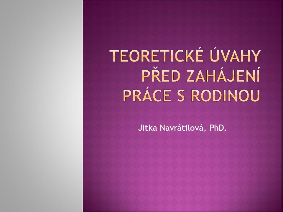 Jitka Navrátilová, PhD.