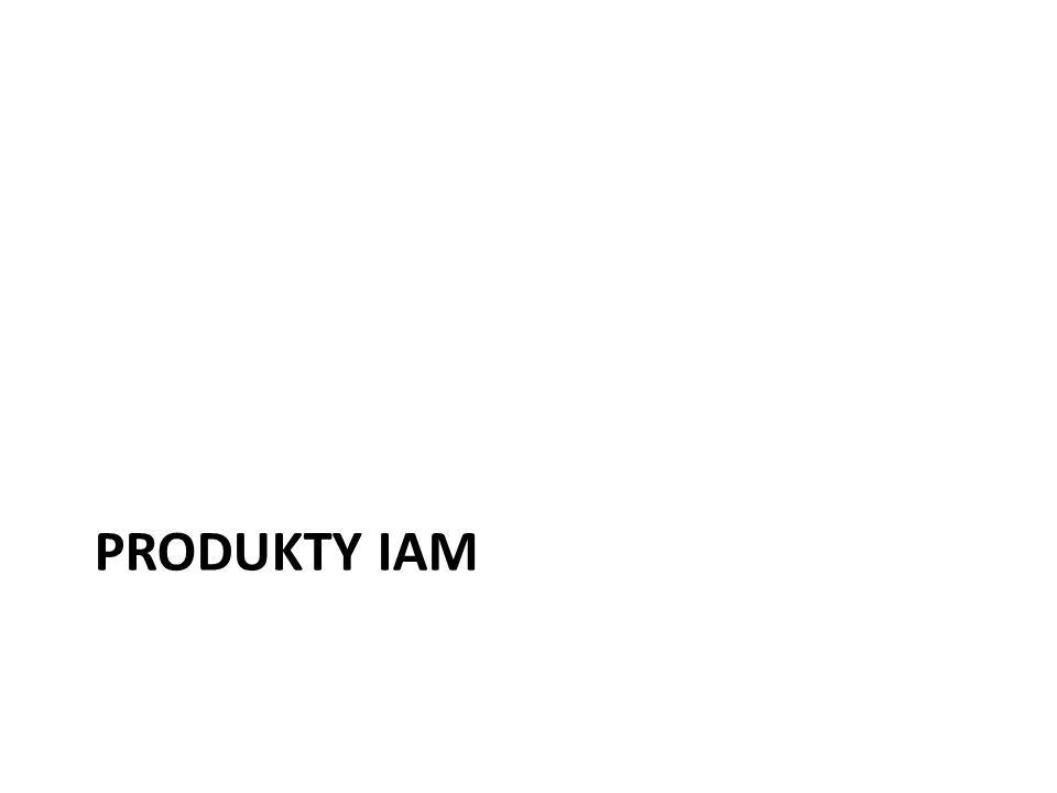 PRODUKTY IAM
