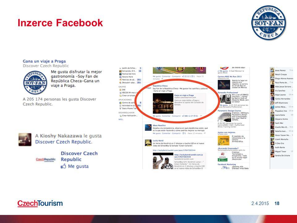 Inzerce Facebook 2.4.201518
