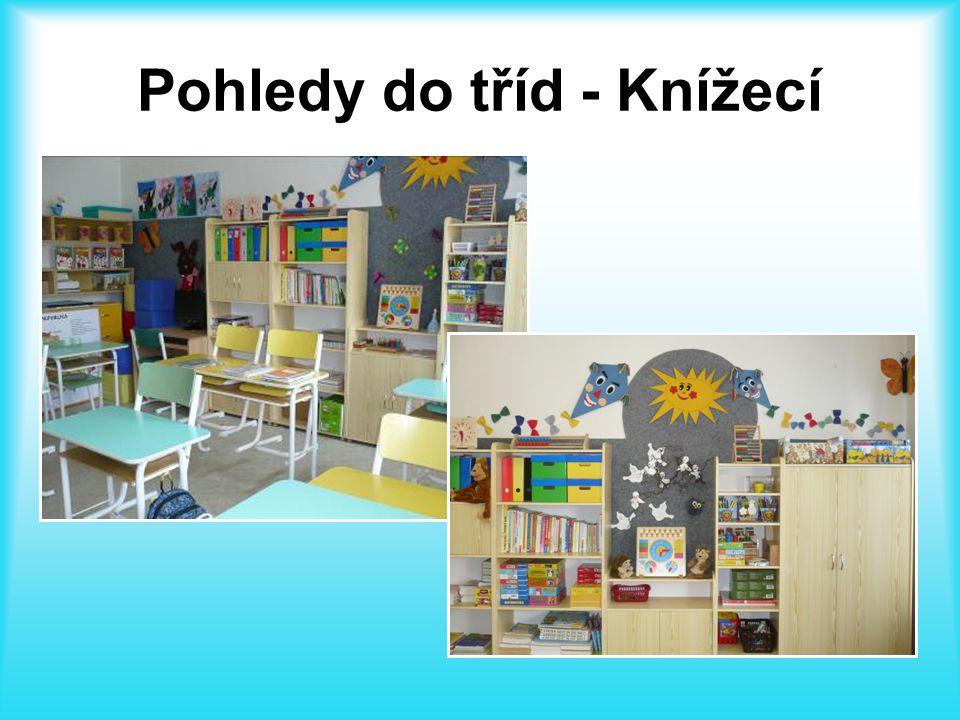Pavilon Knížecí škola pro děti z pavilonu Chaloupka, Gazárka a Eliška