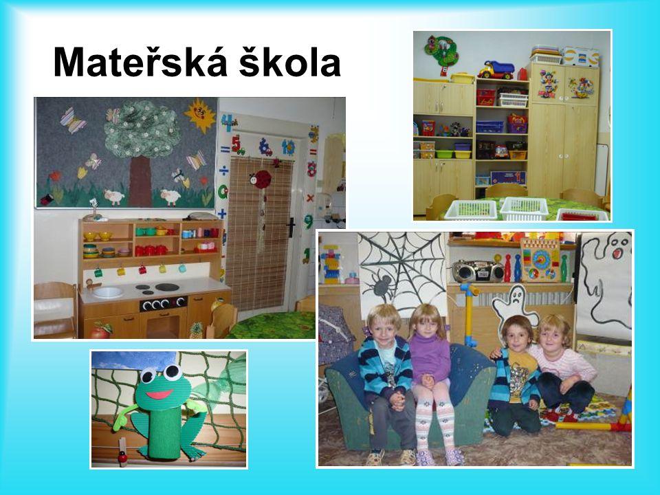 Vzdělávací program MŠ VV MŠ je zařazeno až 14 dětí.
