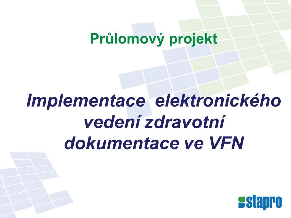 Rozsah projektu Analýza aktuálního právního rámce Průzkum stavu obdobných projektů v rámci EU Analýza implementace ZEP do NIS Medea ve VFN Vývojové práce Implementace ZEP do NIS Medea + dodávka tech.