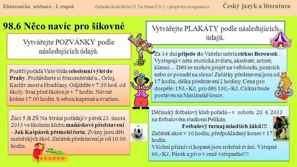 98.7 CLIL Elektronická učebnice - I.