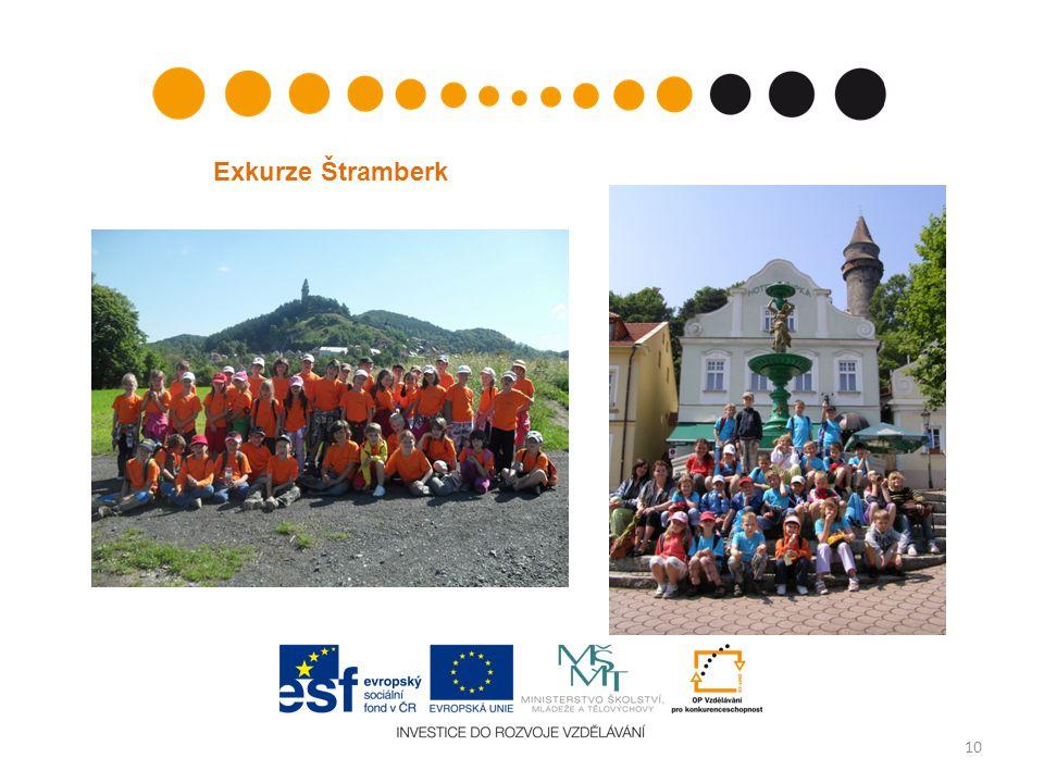 10 Exkurze Štramberk