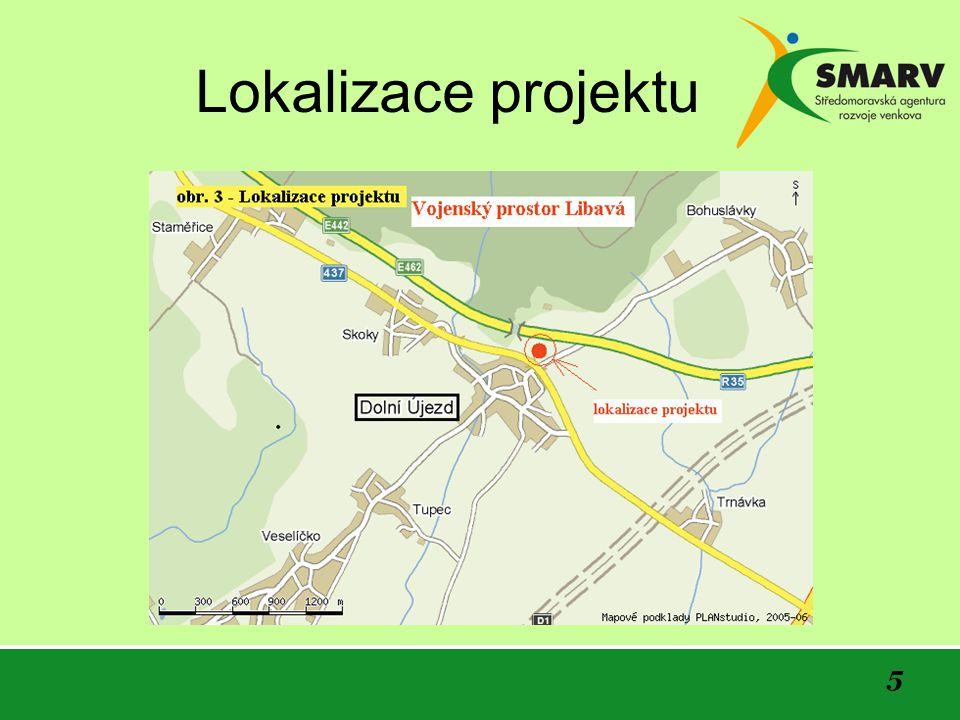 Lokalizace projektu 5