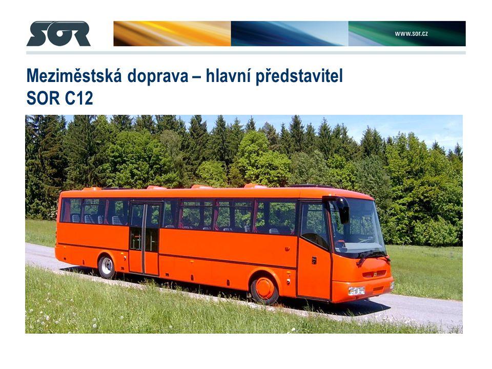 Meziměstská doprava – hlavní představitel SOR C12
