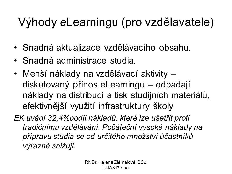 RNDr.Helena Zlámalová, CSc.
