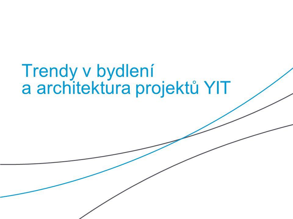 YIT   43   Public Trendy v bydlení a architektura projektů YIT