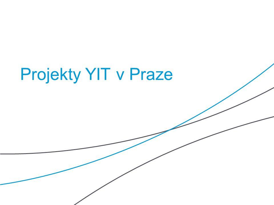 YIT | 52 | Public Projekty YIT v Praze