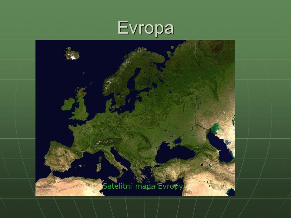 Evropa Evropa je světadíl na severní polokouli. Evropa je světadíl na severní polokouli. Zde je vidět Evropa Zde je vidět Evropa