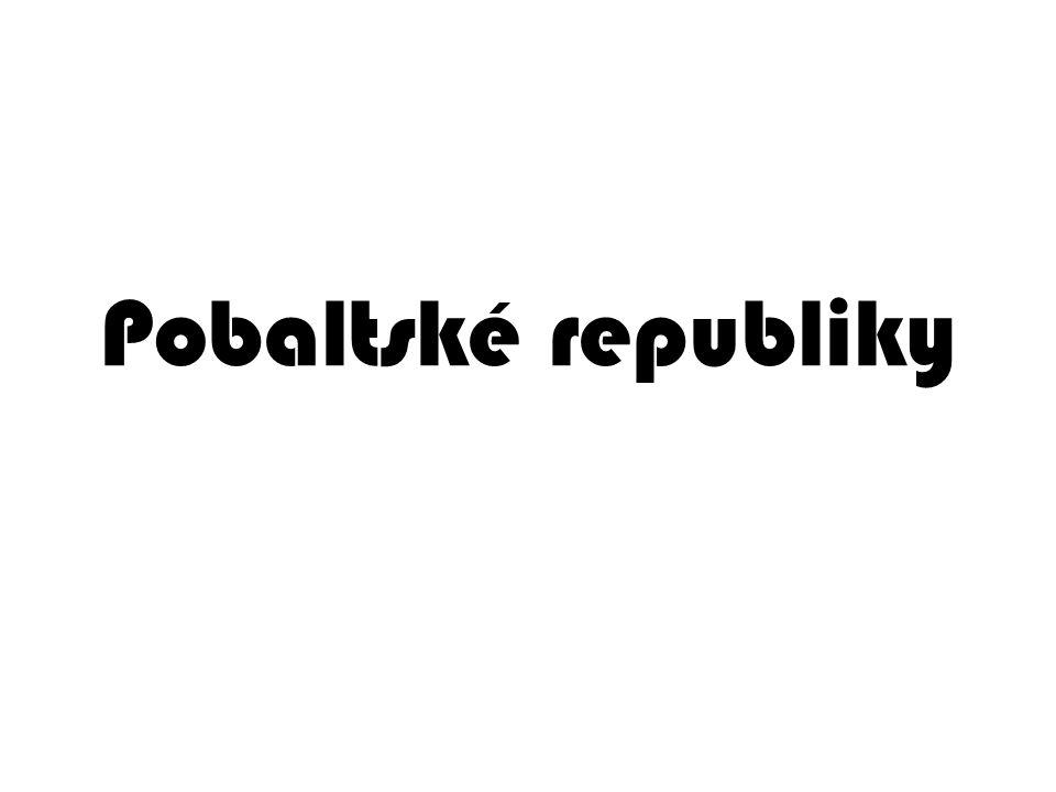 Pobaltské republiky
