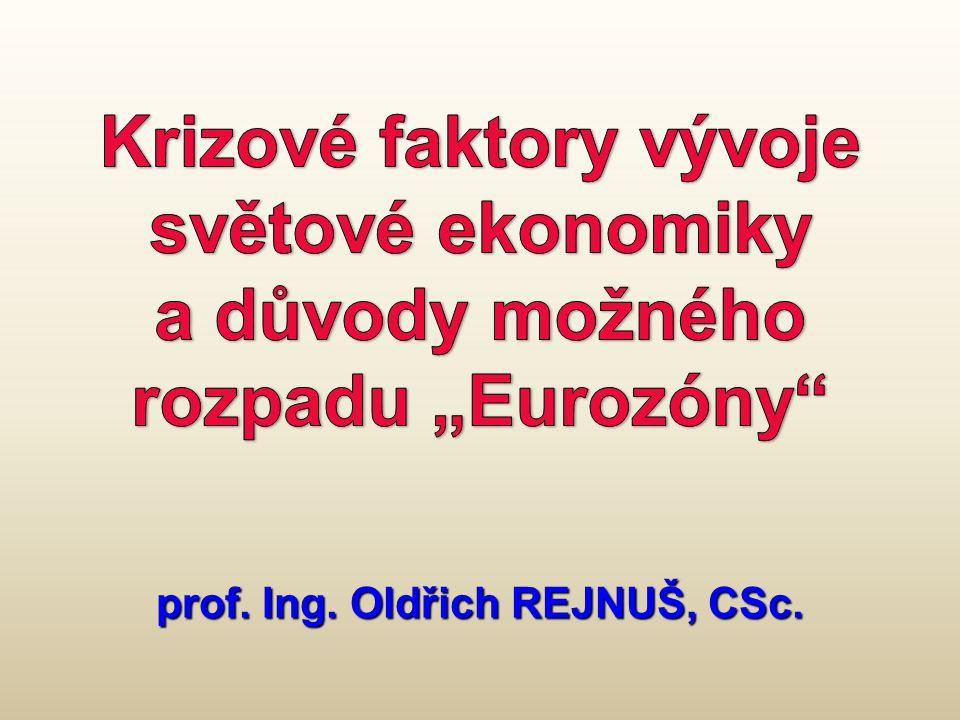 Musíme si odvyknout ztotožňovat Evropskou unii s Evropou.