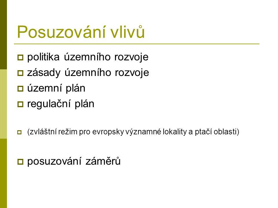 Účast dotčených orgánů v územním plánování I.