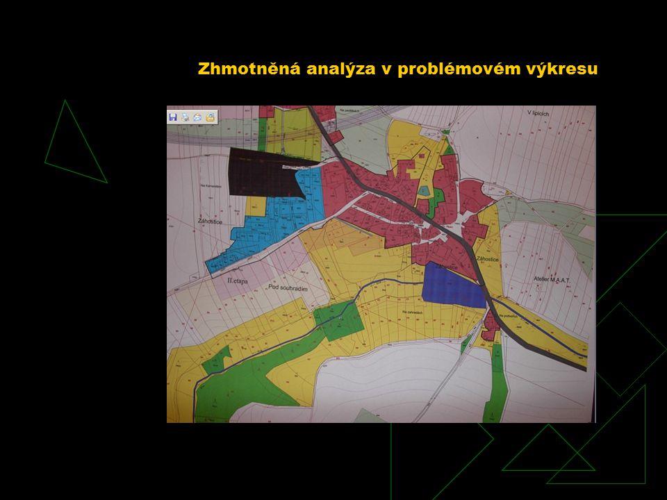 Zhmotněná analýza v problémovém výkresu Ing. arch. Martin Jirovský, Ph. D.