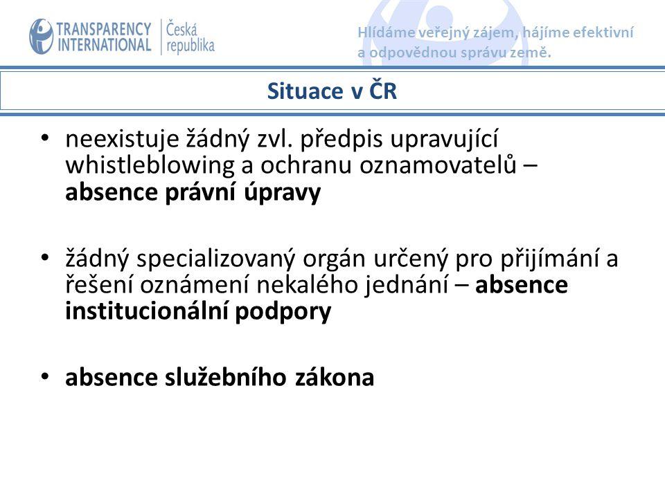 Děkuji za pozornost pavlisova@transparency.cz Hlídáme veřejný zájem, hájíme efektivní a odpovědnou správu země.