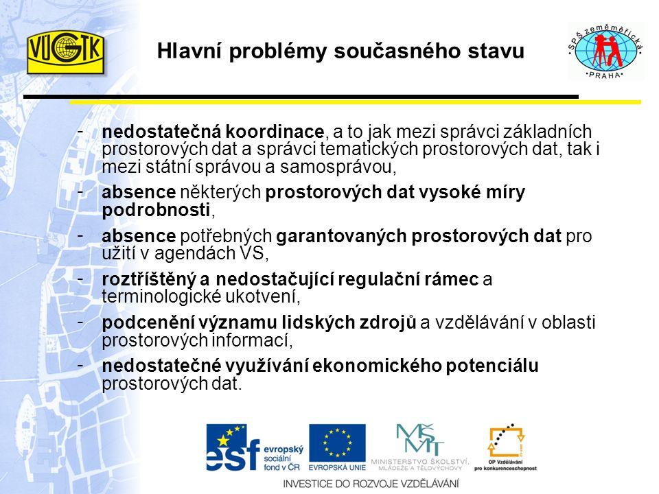 Zadání a postup prací Usnesení vlády ČR č.837/2012 ze dne 14.