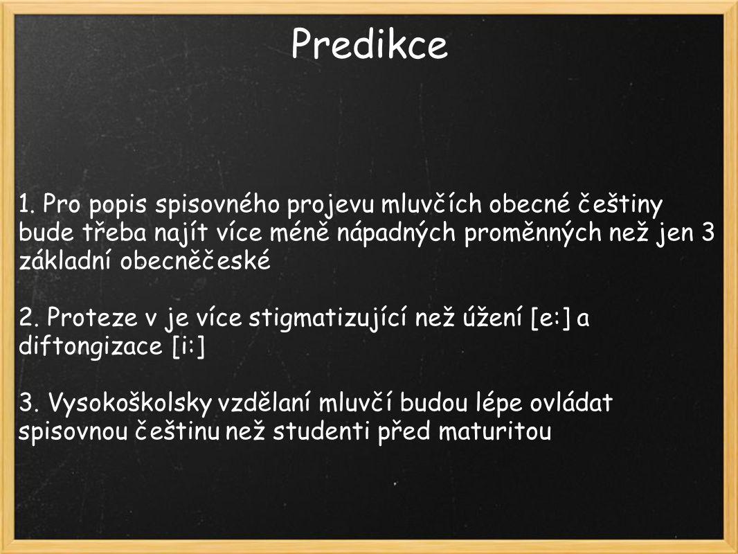 Predikce 1.