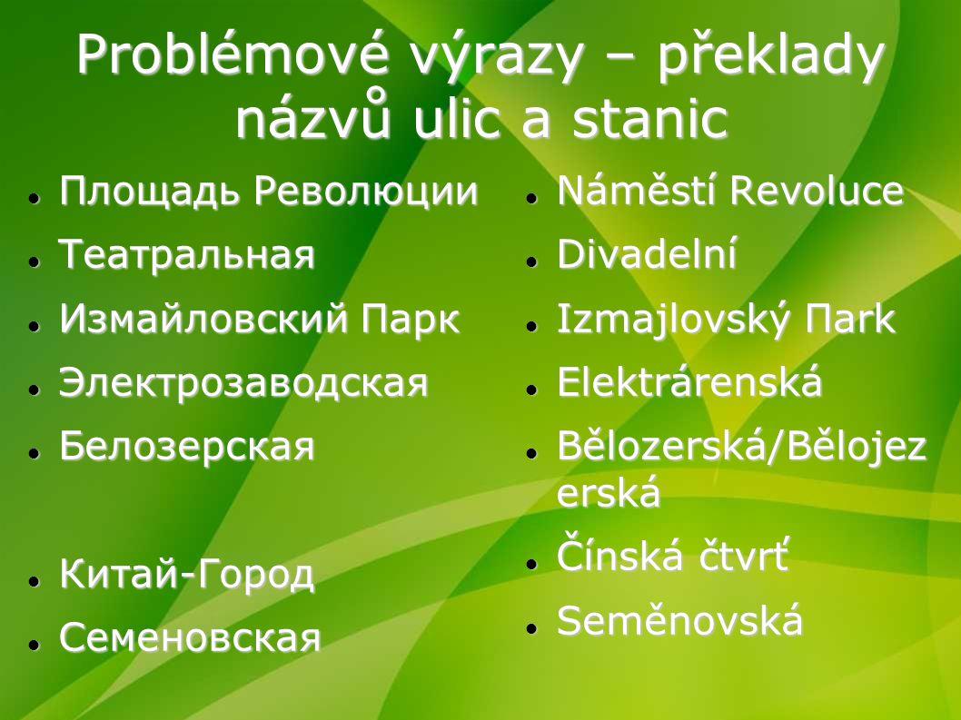 Použitá literatura České teorie překladu :vývoj překladatelských teorií a metod v české literatuře.