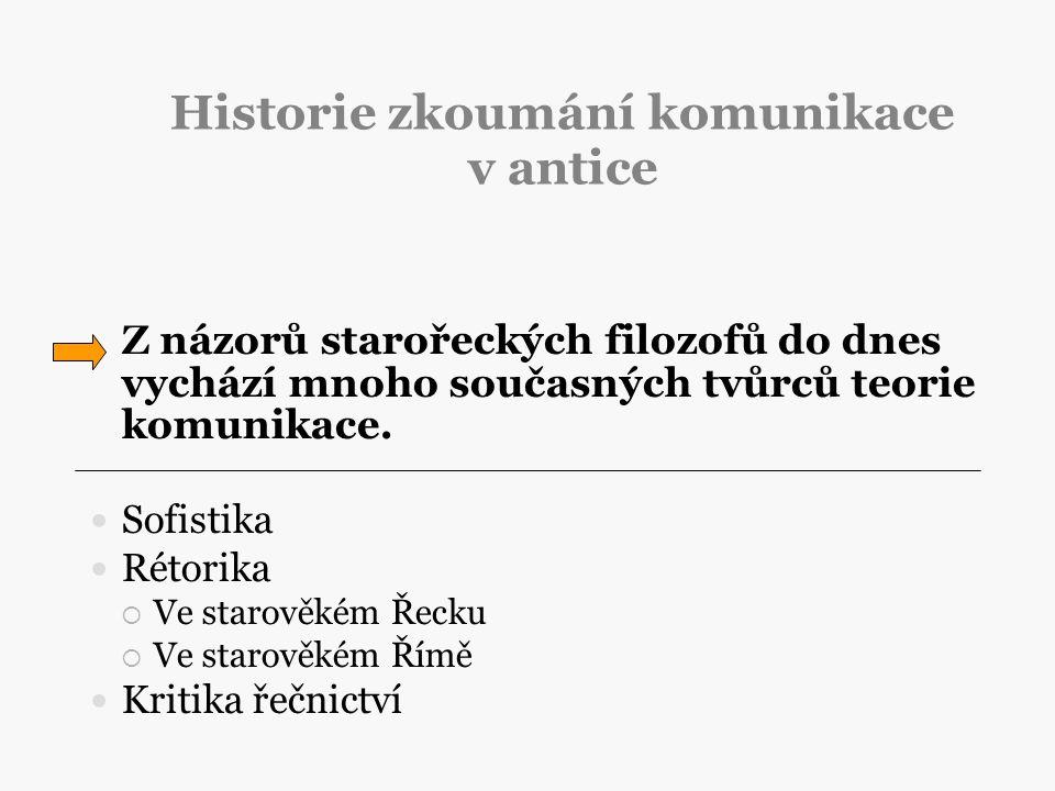 Rétorika: řečnické figury Řečnický postup, který je založen na odchylce ve struktuře řeči.