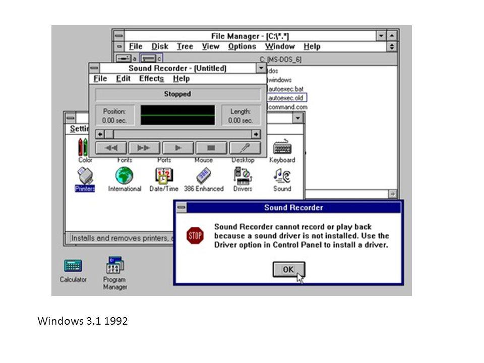 90.léta GNU/Linux – konkurence Microsoftu.