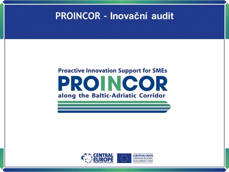 PROINCOR – Inovační audit