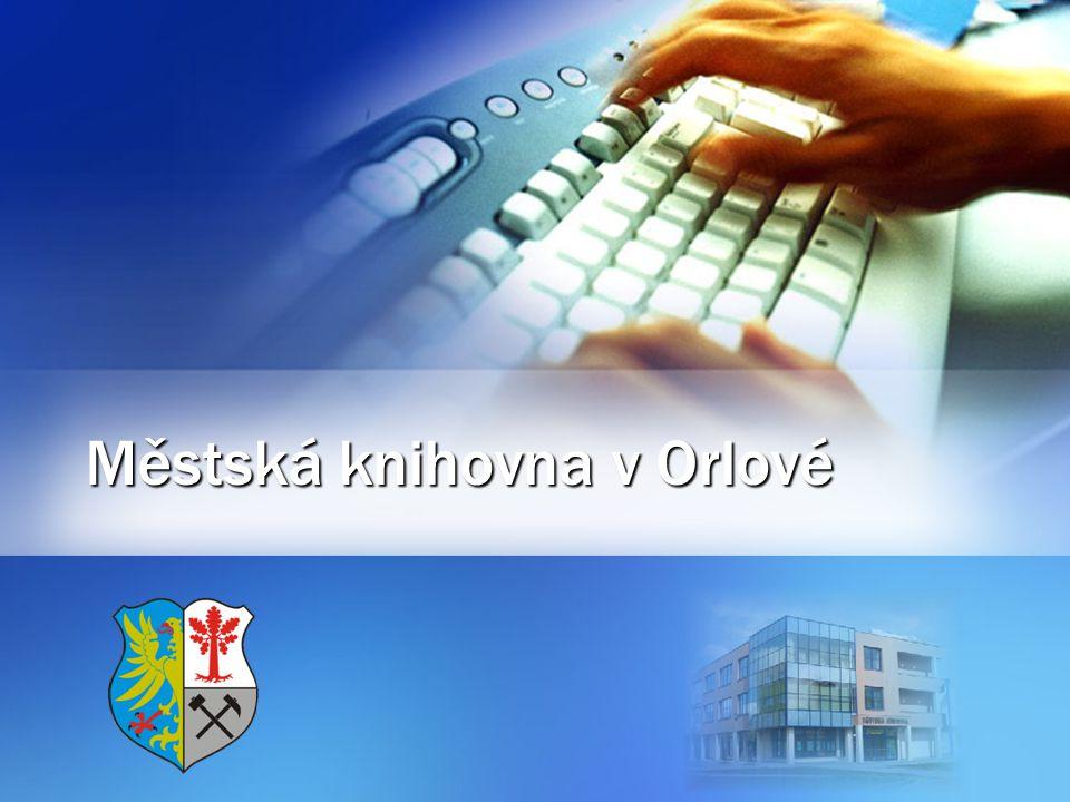 Městská knihovna v Orlové
