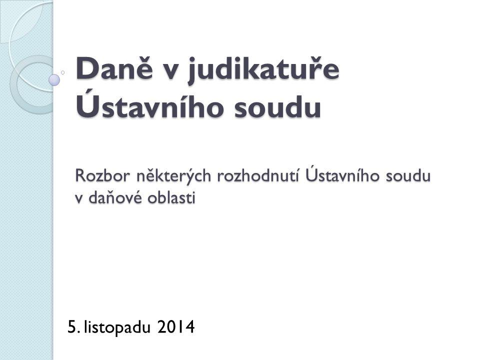 9.In dubio mitius nález sp. zn. IV.