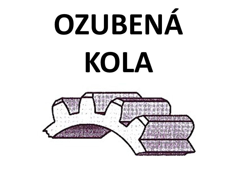 OZUBENÁ KOLA