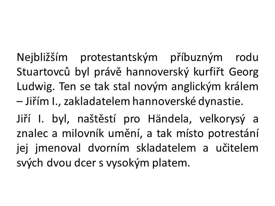 Životopis Georga Friedricha Händela - přehled 23.2.