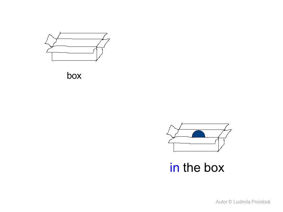 in the box box