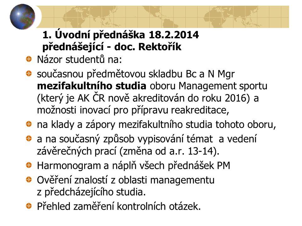 5.Přednáška 18.3.2014 Certifikace projektových manažerů v České republice.