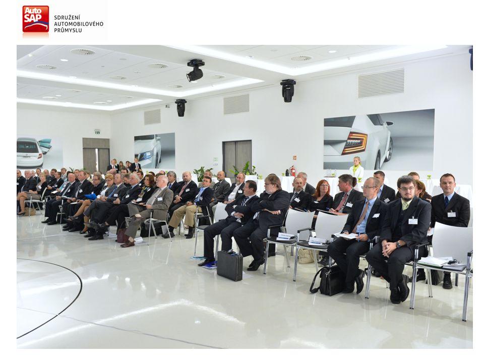 Setkání se ZAP SR Diskutované okruhy směrem k technickému vzdělávání: Situace na trhu práce – nedostatek techniků Situace na Slovensku v návaznosti na zákon o technickém vzdělávání Novelizace zákona Projekt POSPOLU Formy propagace techniky Zhodnocení spolupráce firem a škol Navázáno spolupráce v tomto tématu mezi AutoSAP a ZAP SR