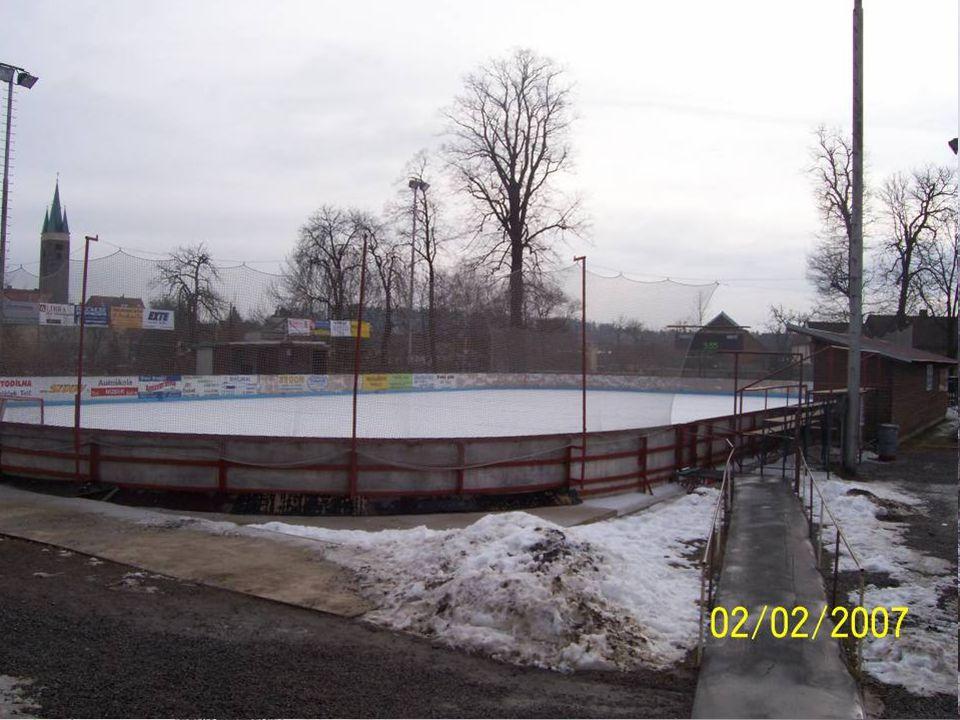 Dílčí projekt – sportovní areál Telč Výchozí stav a zdůvodnění realizace  Nevyhovující stav zimního stadionu, nedostatek sportovišť  Vybudování spor