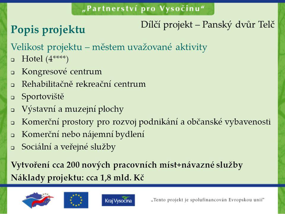 Popis projektu Všeobecný / širší cíl projektu Hlavním cílem projektu je vytvoření podmínek pro rozvoj venkovské turistiky a rozšíření volnočasových aktivit obyvatel obce a mikroregionu.
