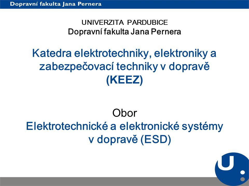 Experimentální vozidlo ve spolupráci s firmami Škoda Electric a.s.