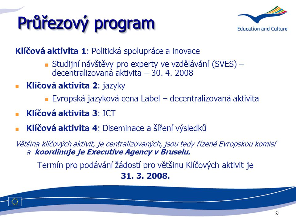 10 Jean Monnet Program Jean Monnet Program 15.2.