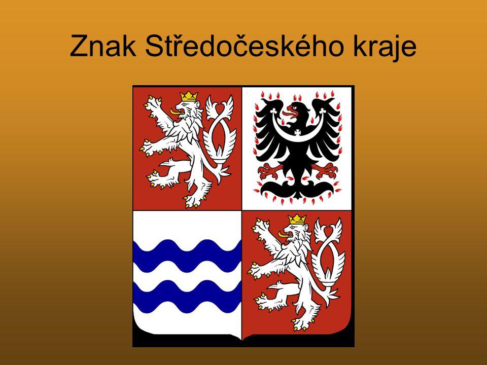 Znak Středočeského kraje