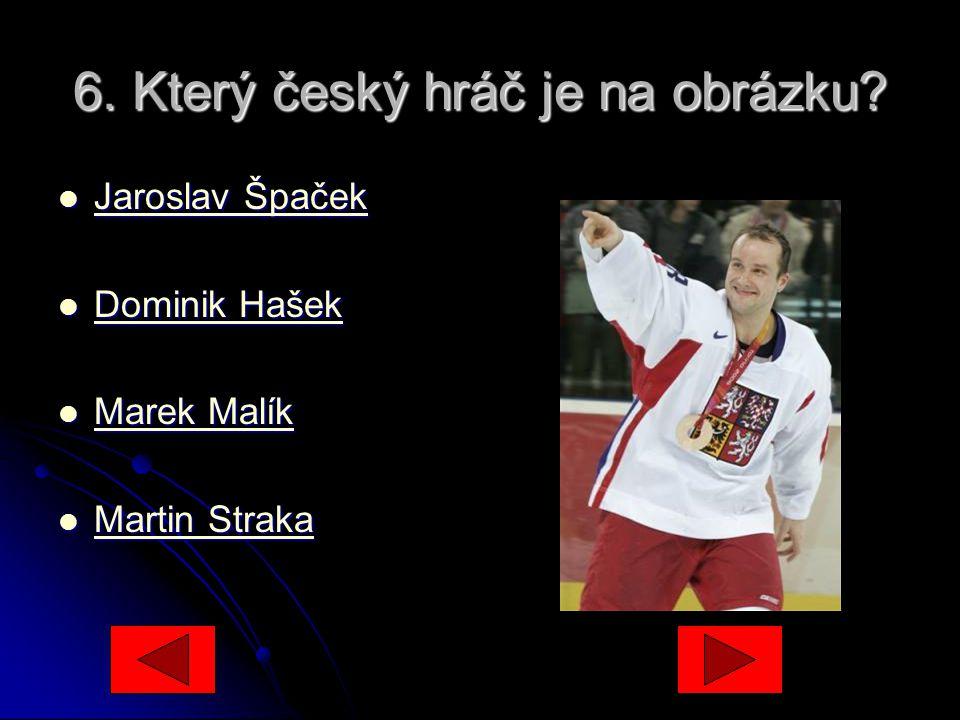 6.Který český hráč je na obrázku.