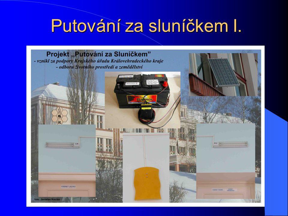 Putování za sluníčkem I., II., III.