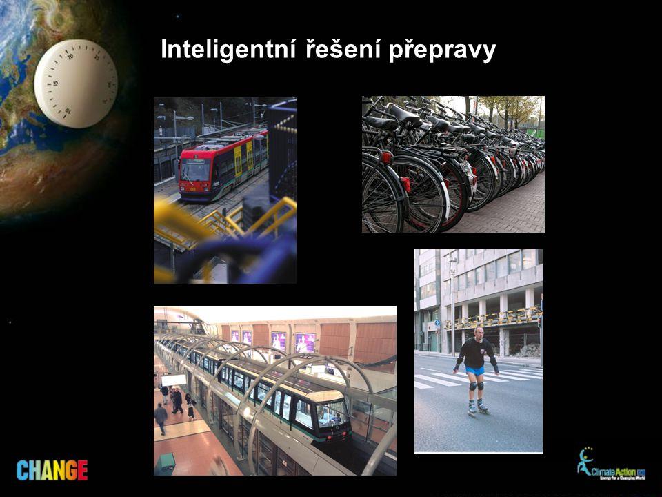 Inteligentní řešení přepravy