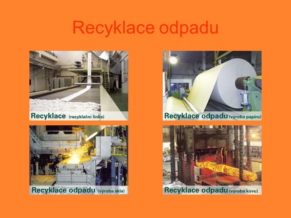 SBĚRNÝ DVŮR Sběrný, nebo také recyklační dvůr je místo, kde můžete odevzdat odpady, které se nevejdou do běžných kontejnerů.