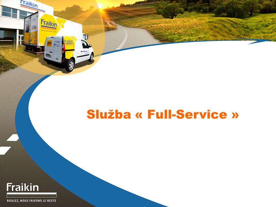 Služba « Full-Service »