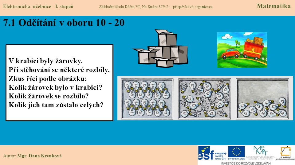 7.2 Co už víš.Elektronická učebnice - I.