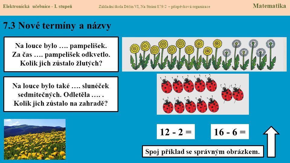 7.4 Co si řekneme nového.Elektronická učebnice - I.