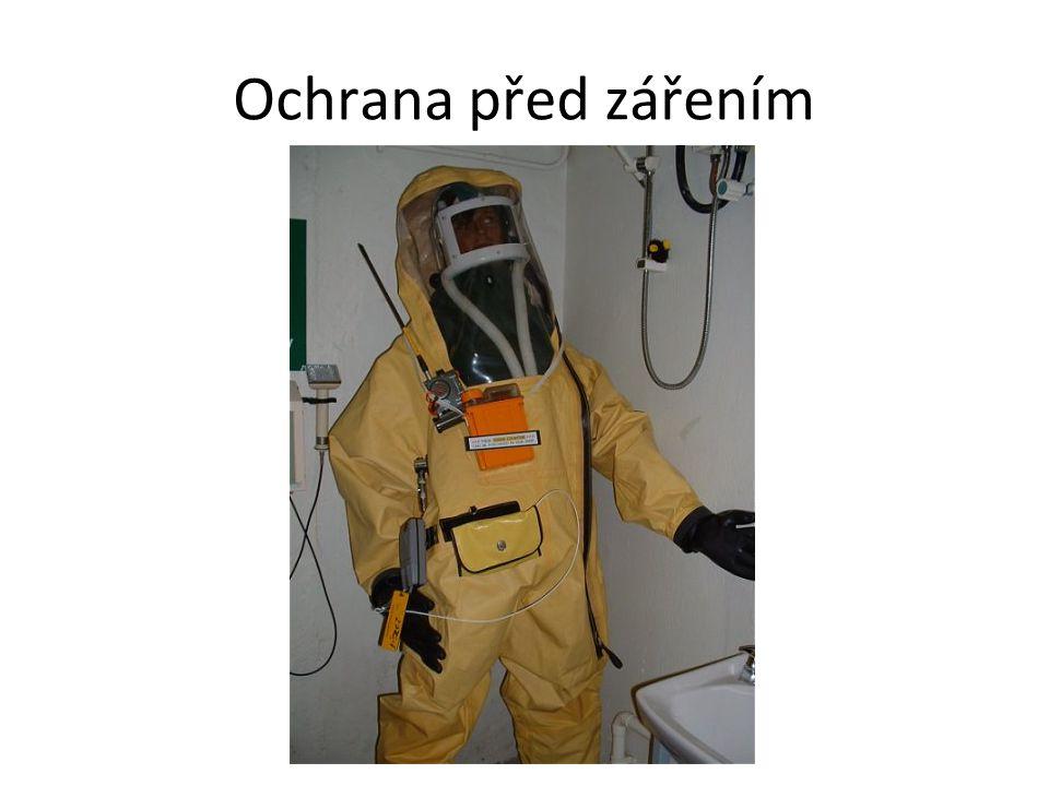 Ochrana před zářením