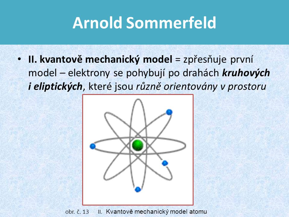 Arnold Sommerfeld II.