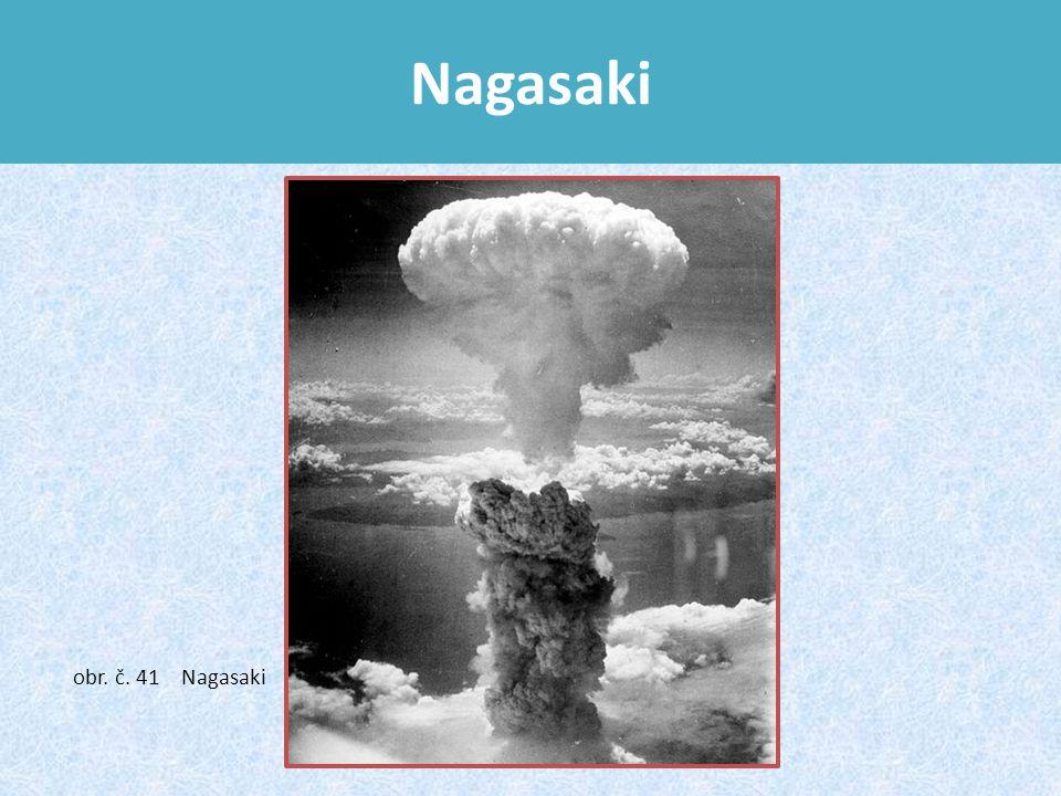 Nagasaki obr. č. 41 Nagasaki