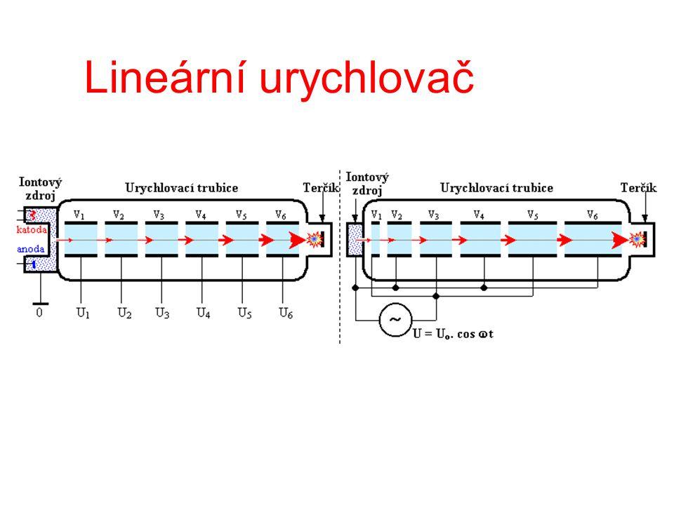 Lineární urychlovač