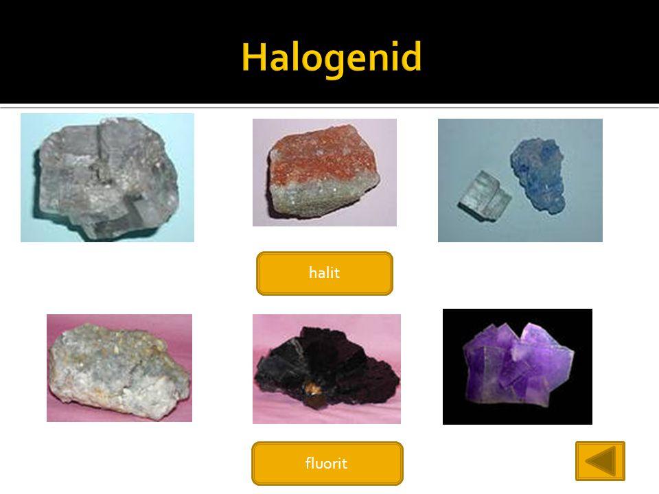 halit fluorit